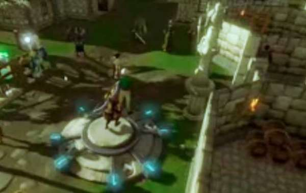 Which showcases the PvP potential of RuneScape