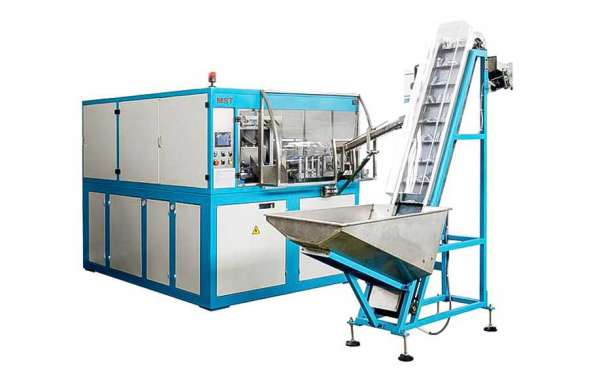 How Does a Blowing Mould Machine Work