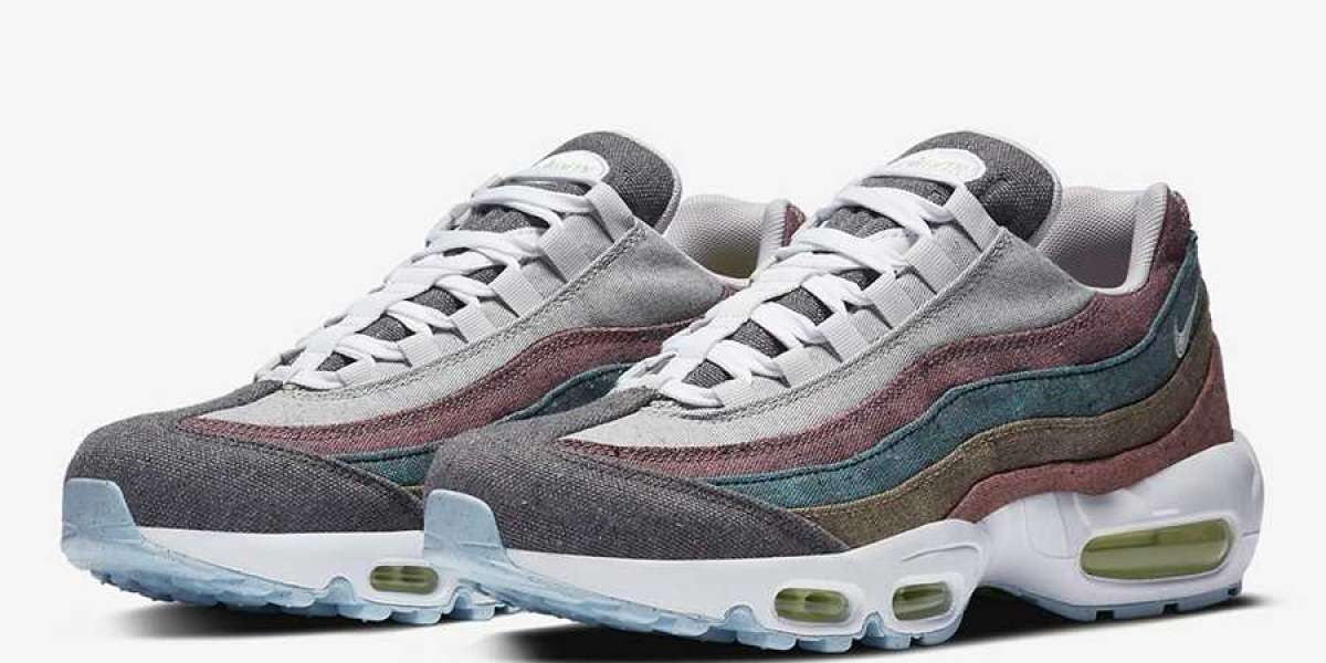 "New 2020 Nike Air Max 95 ""Vast Grey"" CK6478-001 to release on  August 20th"