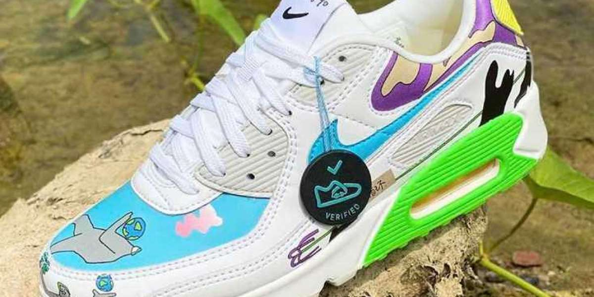 Ruohan Wang x Nike Air Max 90 Will Release this Year