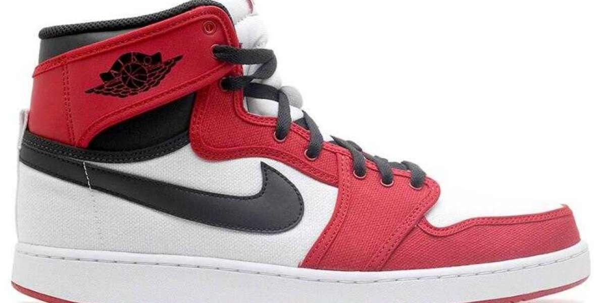 Online Sale Air Jordan 1 KO White Black Varsity Red Chicago DA9089-100