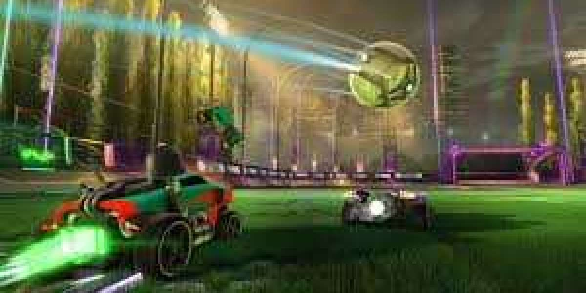 Rocket League obtained a brand new update on all platforms