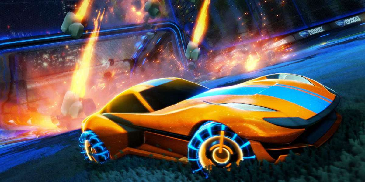 Epic has already been making its mark on Rocket League
