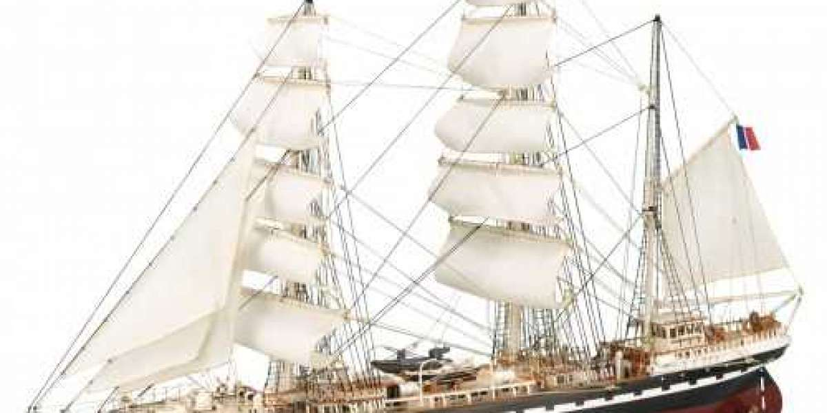 Cutty Sark Model Doesn't Have To Be Hard