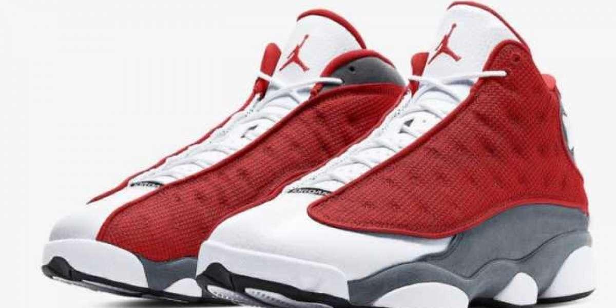 "DJ5982-600 Nike Air Jordan 13 ""Red Flint"" Release Detail Information"
