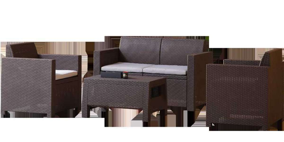 Top 5 Benefits of Using Inshare Rattan Furniture