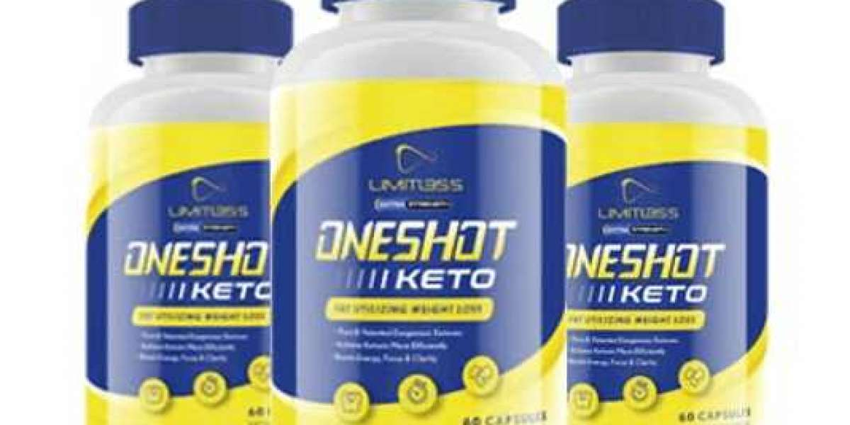 How does Limitless One Shot Keto work and effect the body?