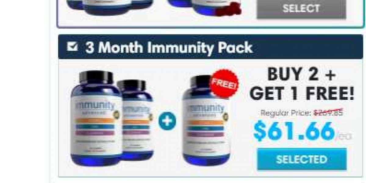 Immunity Advanced Immune Defense How To Work?