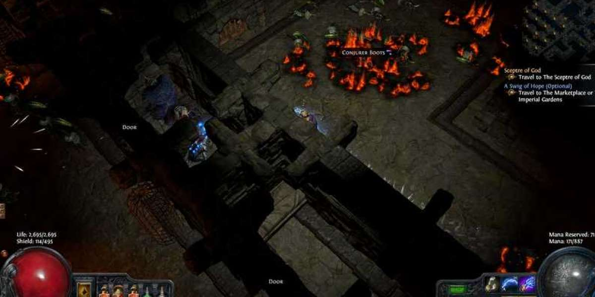 Path of Exile players have an opportunity to seek excitement