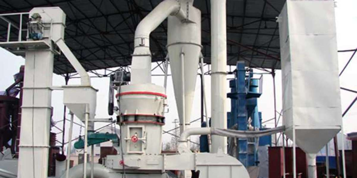 Treatment Method For Vertical Roller Mill