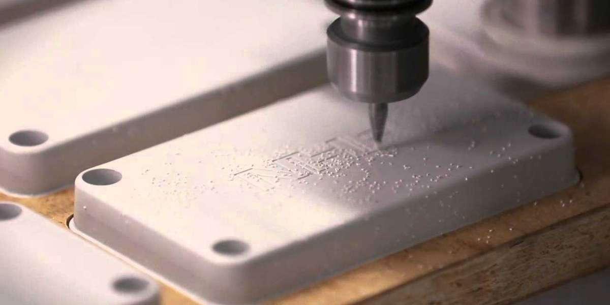 CNC Machining Technology - Window Machining & Tabbing for CNC Fixturing