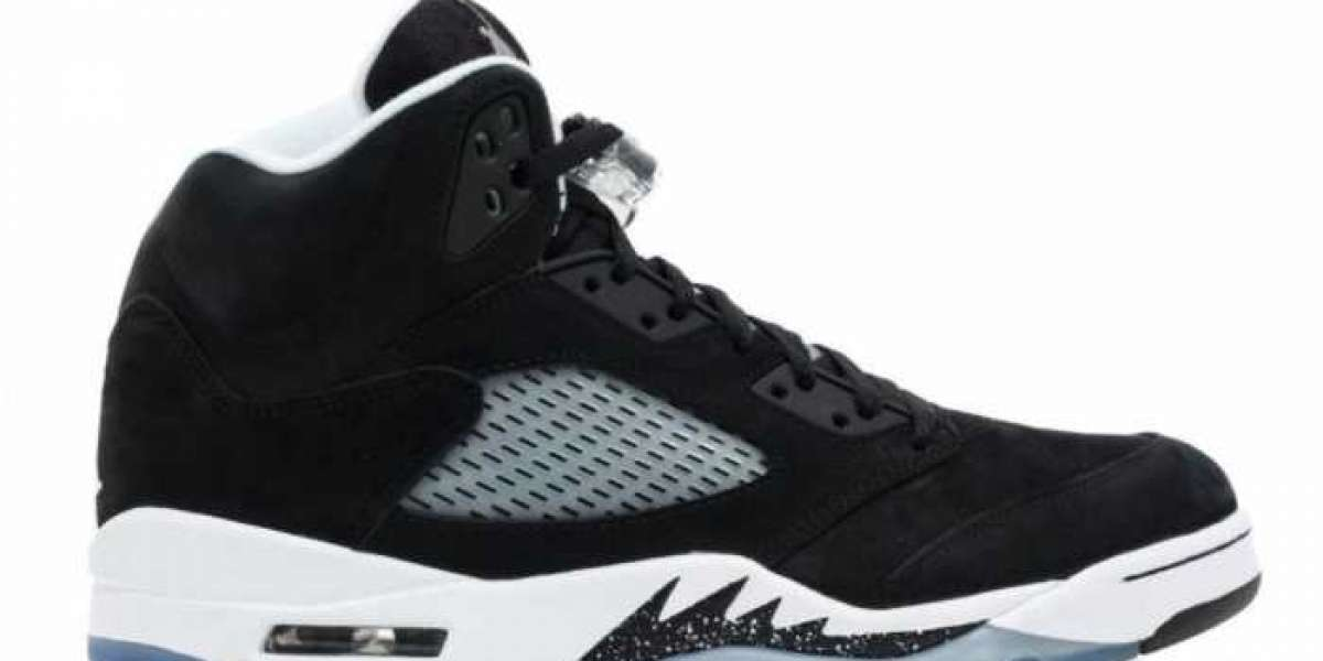 "CT4838-011 Air Jordan 5 ""Oreo"" Black to release on September 11th"