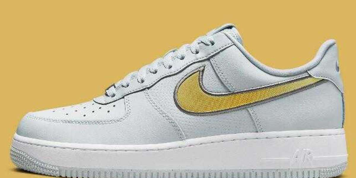 The New Brand Nike Air Force 1 Low Release with Gradient Swooshes