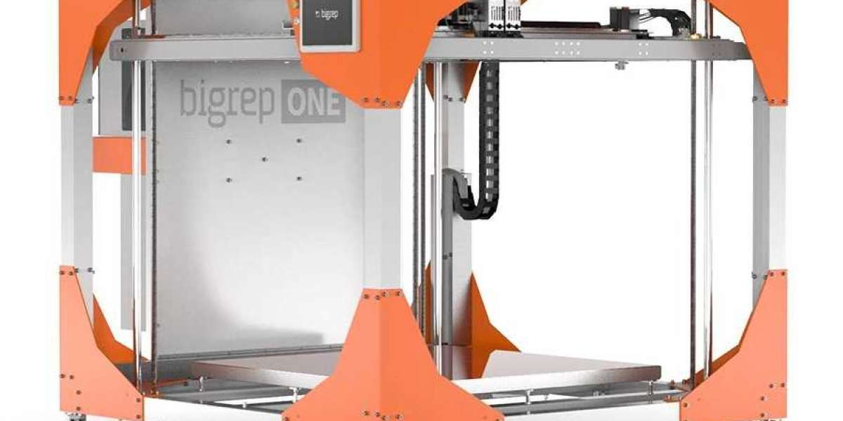 The process of designing and manufacturing 3D printer prototypes