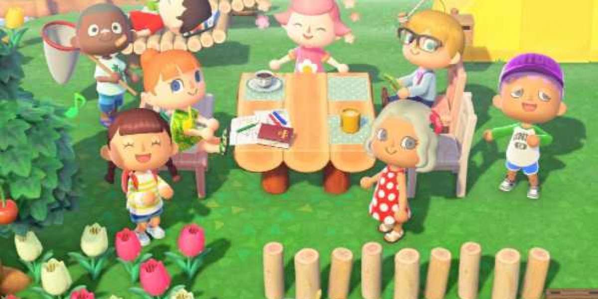 The Best Method Of Welcoming Residents To Animal Crossing Island