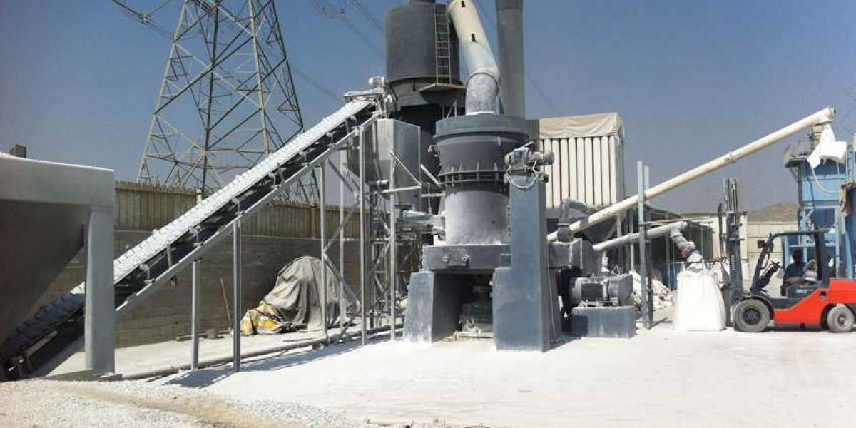 Vertical Roller Mill Normal Operation