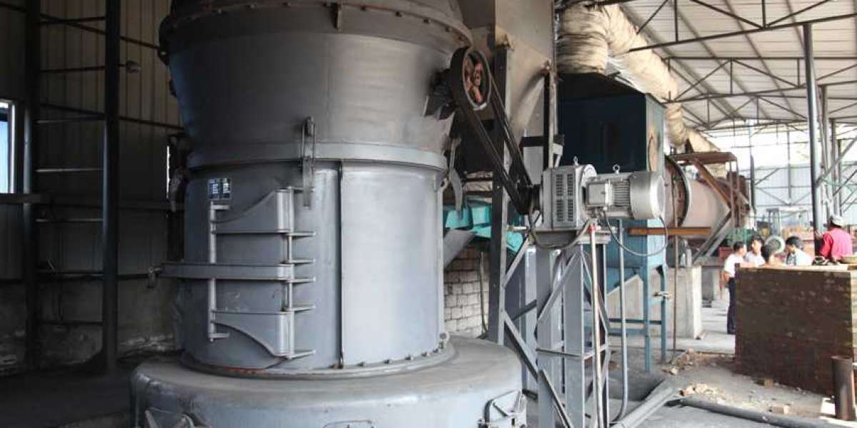Normal Operation Of The Vertical Roller Mill