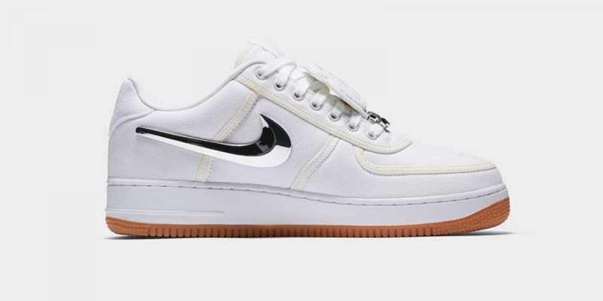 "Hot Sale Nike Air Force 1 Low ""Travis Scott"" Unisex Sneakers"