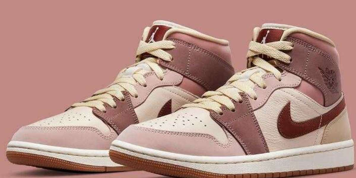 Newest Mixed-Color Air Jordan 1 Mid is Perfect Release for Fall